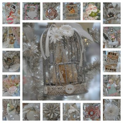 Ornament Collage
