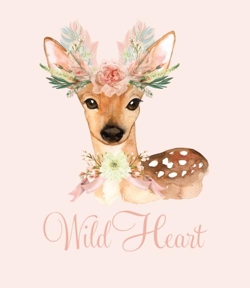 Deer-wildheart
